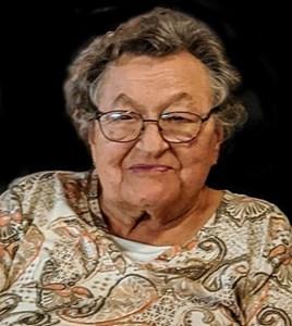 Obituary photo of Leona Faulk, Topeka-KS