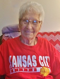 Obituary photo of Crystal Hill, Dove-KS