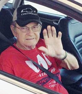 Obituary photo of Marvin Hansford, Topeka-KS