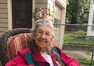 Obituary photo of Iris Cooke, Dove-KS