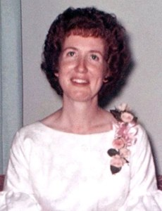 Obituary photo of Betty Berger, Columbus-OH