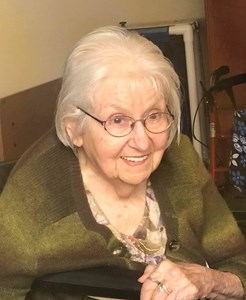 Obituary photo of Hilda Lundgren, Topeka-KS