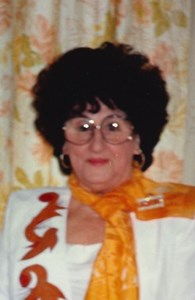 Obituary photo of Freda Underwood, Syracuse-NY