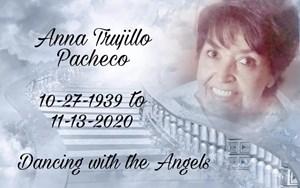 Obituary photo of Anna Trujillo+Pacheco, Denver-CO