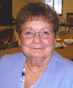 Obituary photo of Betty Collins, Columbus-OH