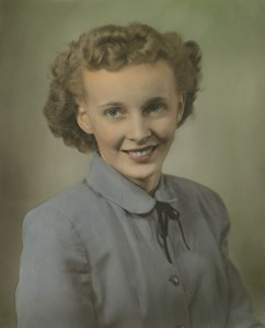 Obituary photo of Muriel Norgren, Green Bay-WI