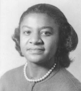 Obituary photo of Rose Andrews, Cincinnati-OH