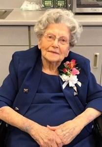 Obituary photo of Elda Faught, Olathe-KS