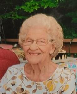 Obituary photo of Luella Albert, Columbus-OH