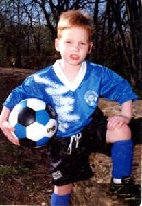 Obituary photo of Brady Cubie, Dove-KS