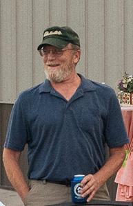 Obituary photo of Tim Sanders, Topeka-KS