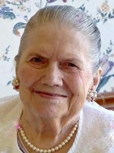 Obituary photo of Helen Farrar, Dove-KS
