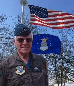 Obituary photo of Lt.+Col.+Eliot Potter%2c+USAF+(Ret.), Topeka-KS