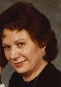 Obituary photo of Lucille Lindburg, Dove-KS