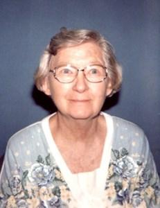 Obituary photo of Edna Vass, Dove-KS