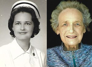 Obituary photo of Edna Rouse, Olathe-KS