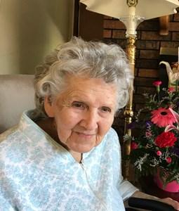Obituary photo of Wilma Rumbaugh, Junction City-KS