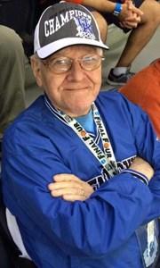 Obituary photo of Raymond Benson, Cincinnati-OH