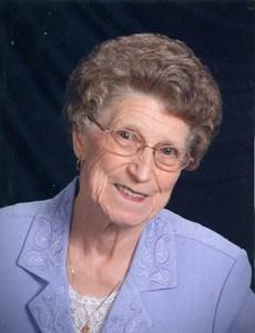 Obituary photo of Helen Ervin, Junction City-KS