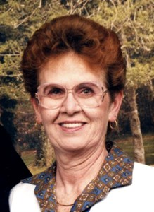 Obituary photo of Mary Moore, Dove-KS