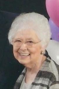 Obituary photo of Olive Burns, Dove-KS