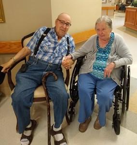 Obituary photo of Joan Seastrom, Dove-KS