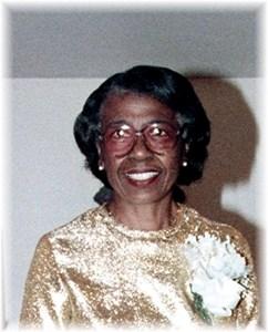 Obituary photo of Hattie Watts, Louisville-KY