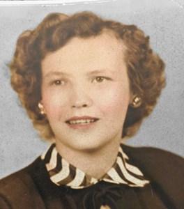 Obituary photo of Violet Pease, Dayton-OH