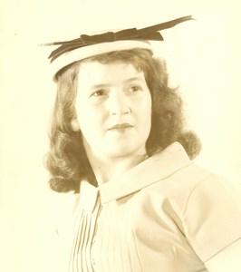 Obituary photo of Betty Jarrell, Columbus-OH