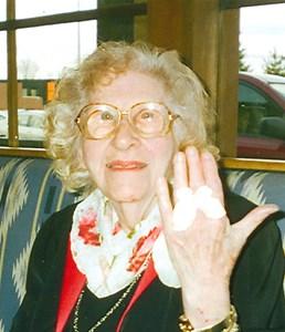 Obituary photo of Ruth Newton, Louisville-KY