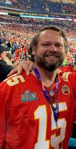 Obituary photo of Mark Provo, Topeka-KS
