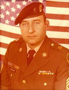 Obituary photo of Albert Boisclair, Junction City-KS