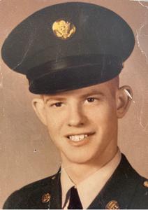Obituary photo of Donald Howe, Topeka-KS