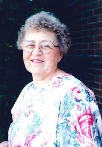 Obituary photo of Frances Eissler, Dove-KS
