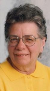 Obituary photo of Betty Green, Toledo-OH