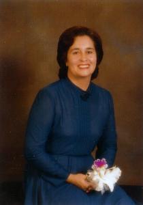 Obituary photo of Gloria Anderson, Denver-CO