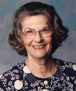 Martha F. (Brehmer) Martin