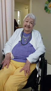 In Memory of Olive Rusca