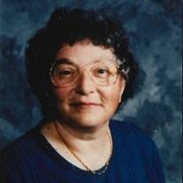 Jeanette Clinkscales (Parrone)