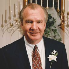 Reverend James Bearden