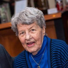 Betty McLuckie