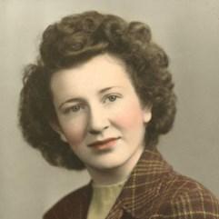 Muriel Wiemer (nee Krug)