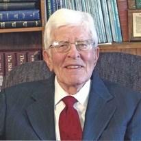 The Reverend Donald Helseth