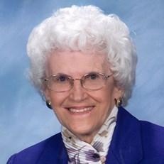 Mary Evelyn Van Hook