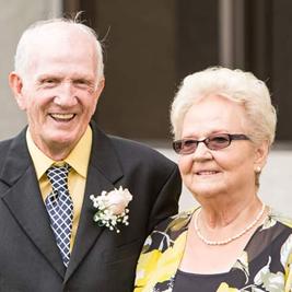 James and Linda Blythe