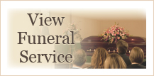 Lila Evans Myers funeral service