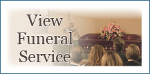 Augustino Gallegos, Jr. funeral service