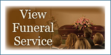 Alfred Talley funeral service