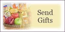 Send sympathy gift
