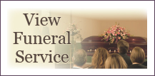 Anna May Richardson funeral service